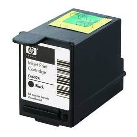 Fujitsu C6602A Black Ink Cartridge Nero