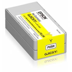 Epson GJIC5(Y)  Ink cartridge for ColorWorks C831 (Yellow) (MOQ10)