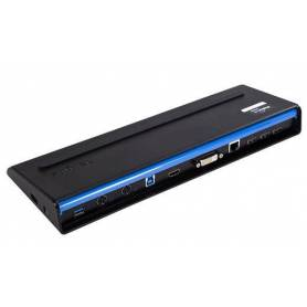 Targus USB 3.0 SuperSpeed™ Dual Video Docking Station with Power